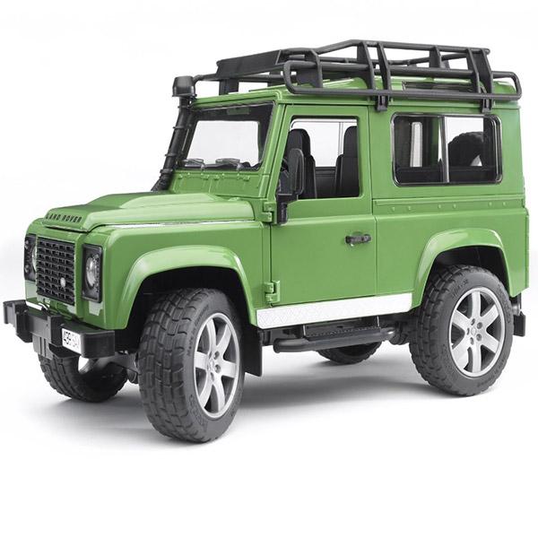 Džip Bruder Land Rover 025908 - ODDO igračke