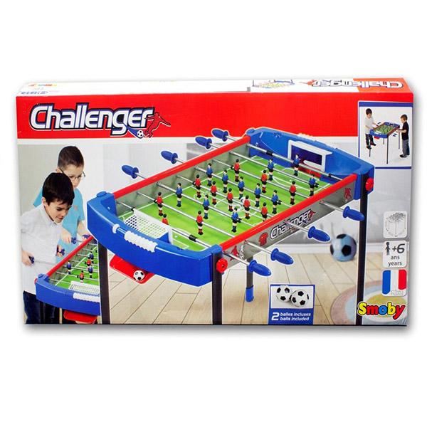 Fudbal stoni Challenger Smoby SM620200 - ODDO igračke