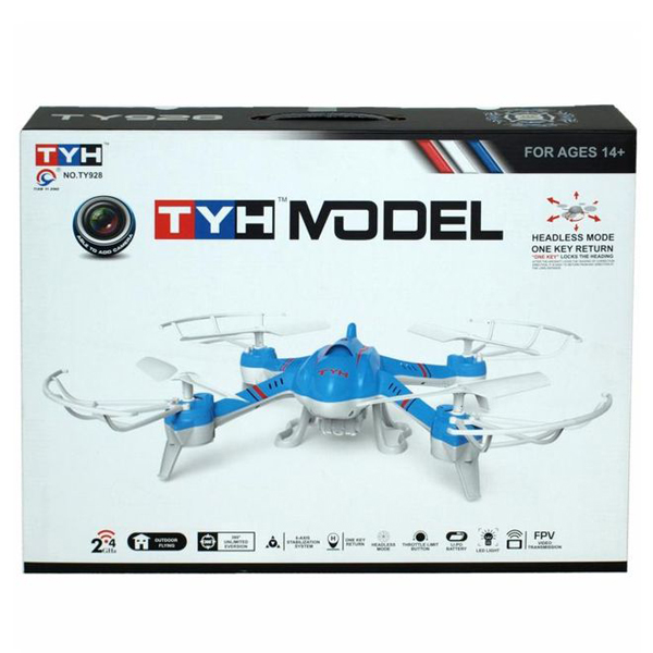 RC Quadcopter Dron 49-023000 - ODDO igračke