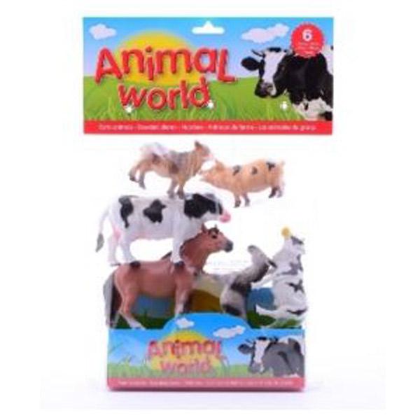 Domaće životinje u kesi 20154 - ODDO igračke