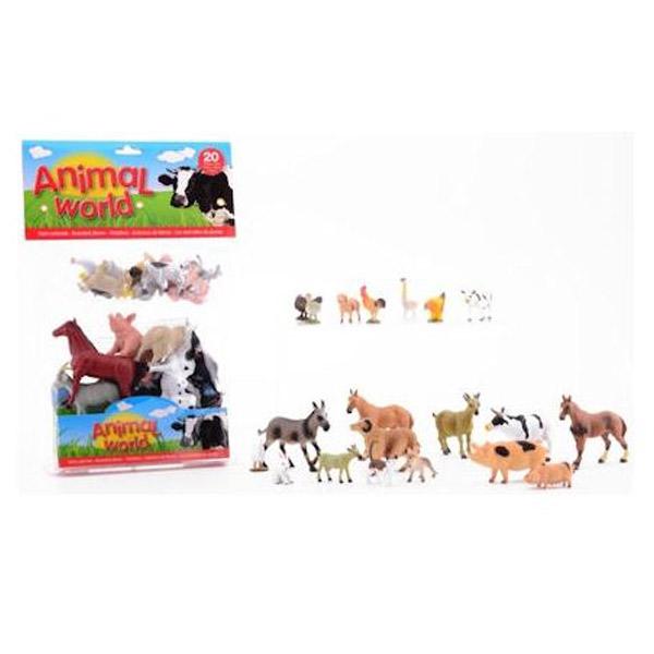 Domaće životinje u kesi 26790 - ODDO igračke