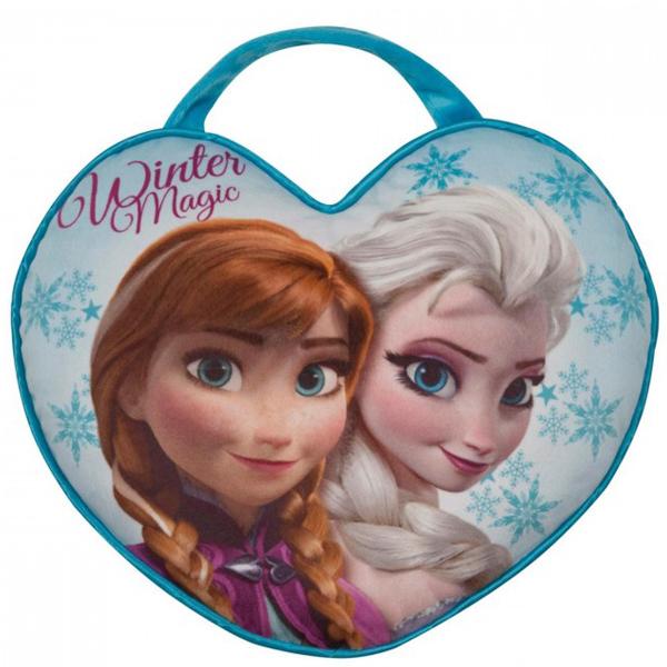 Jastuk srce s ručkom Frozen 36x30cm 60-221000 - ODDO igračke