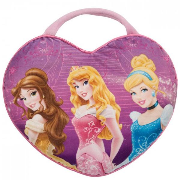 Jastuk s ručkom Disney princeze 60-226000 - ODDO igračke