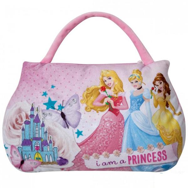 Jastuk s ručkom Disney princeze 60-236000 - ODDO igračke