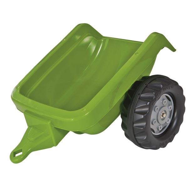 Prikolica Rolly Toys kid zelena 121724 - ODDO igračke