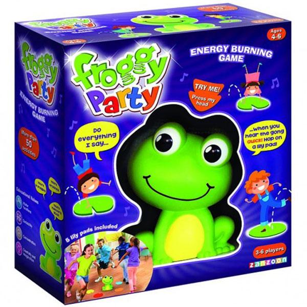 Društvena igra Žabica žurkica ZZ3017101 - ODDO igračke