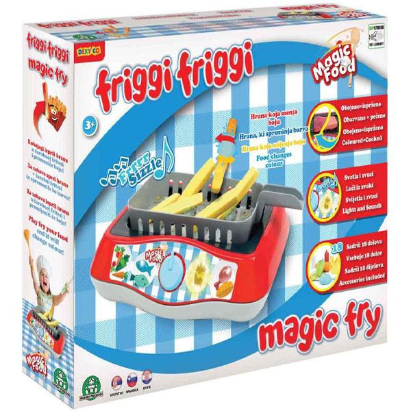 Friteza Magična GP0009 - ODDO igračke
