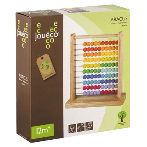Drvena racunaljka 80015 - ODDO igračke