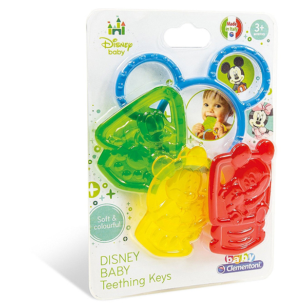 Glodalica Clementoni Baby Disney 17099 - ODDO igračke