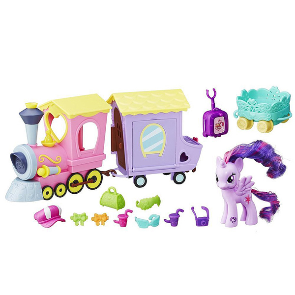 My Little Pony Set vozic Friendship Express B5363/1 - ODDO igračke