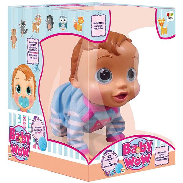 Beba lutka Luka 0127060 - ODDO igračke
