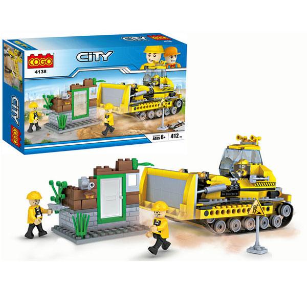 COGO Kocke City 541381 - ODDO igračke