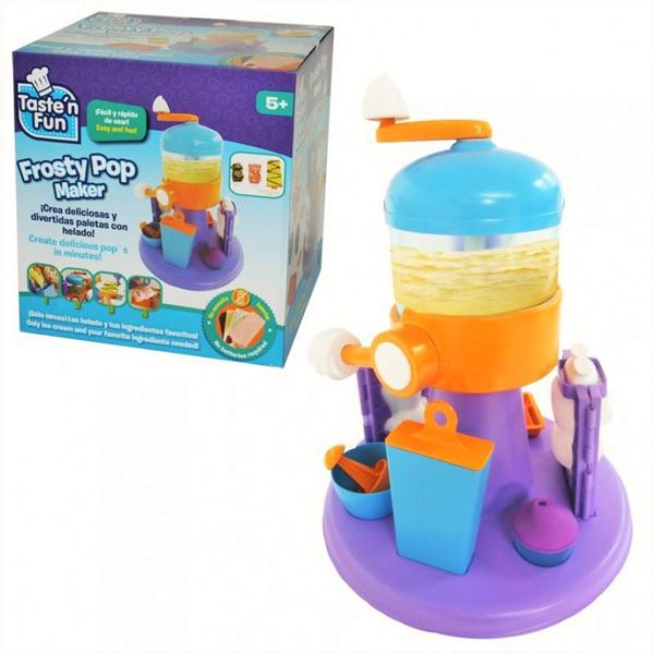 Kreativni set Frosty Pop Maker za sladoled 23x26x25cm TNF-105 - ODDO igračke