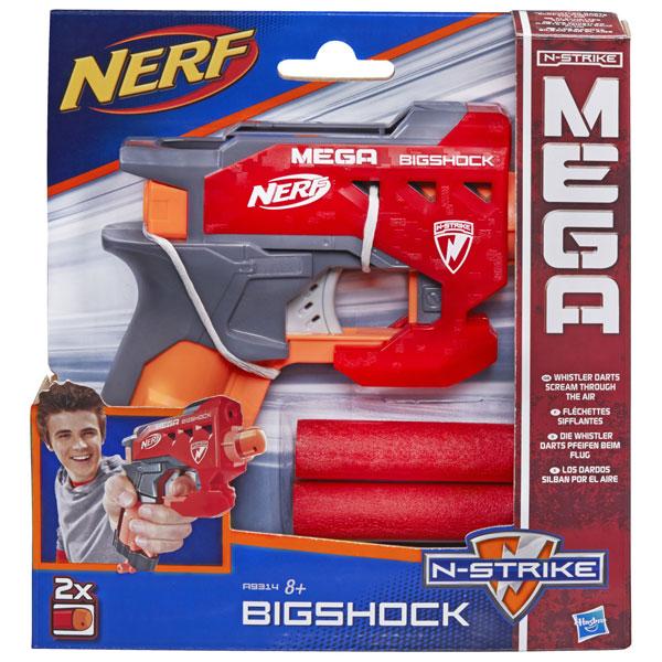 Nerf pistolj Mega Bigshock A9314          - ODDO igračke