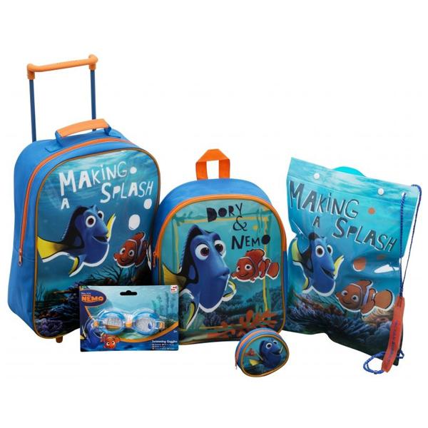Finding Nemo set 4 torbe DMN1-8102-ARG - ODDO igračke