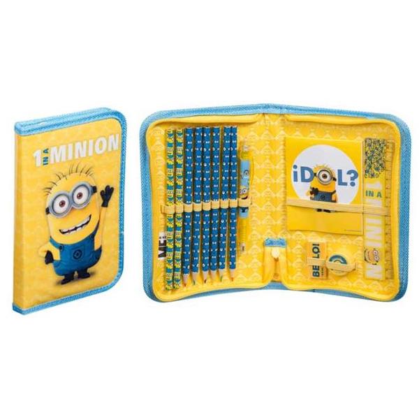 Minions pernica za olovke puna 14x21x2.5cm MIN8-6056-SPD - ODDO igračke