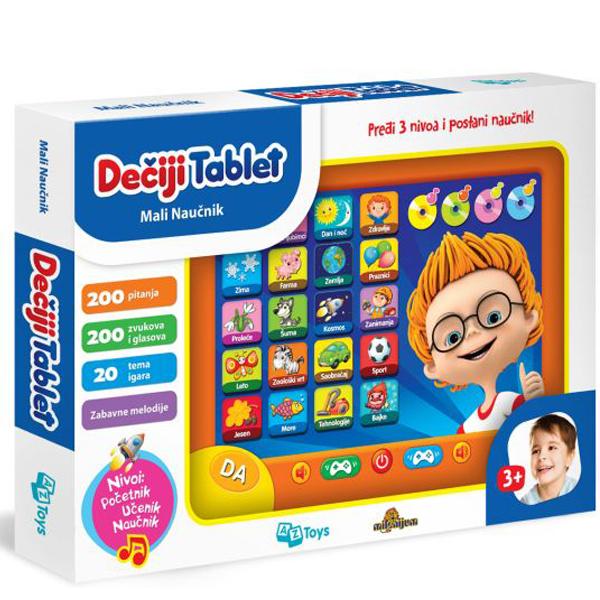 Dečiji tablet Mali naučnik 010038 - ODDO igračke