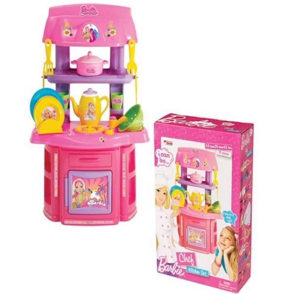 Kuhinja set DEDE Barbie 015034 - ODDO igračke