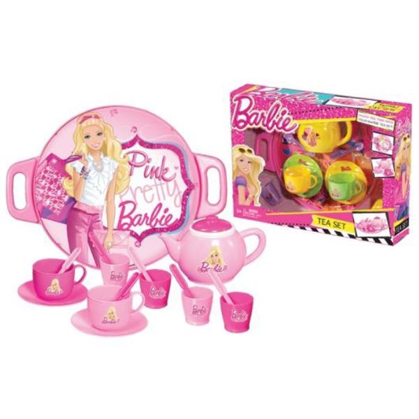 Čaj set Dede Barbie 015102 - ODDO igračke