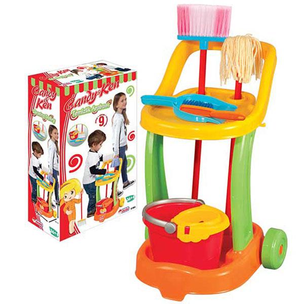 Set za čišćenje Candy DEDE 019650 - ODDO igračke