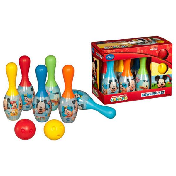 DEDE Mickey set za kuglanje 019162 - ODDO igračke