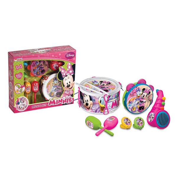 DEDE Muzički set Minnie 019995 - ODDO igračke