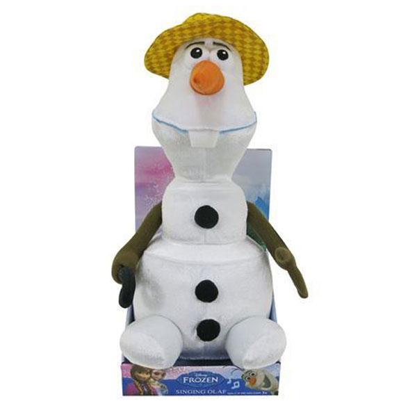 Frozen plišani Olaf koji peva 30 cm 0126556 - ODDO igračke