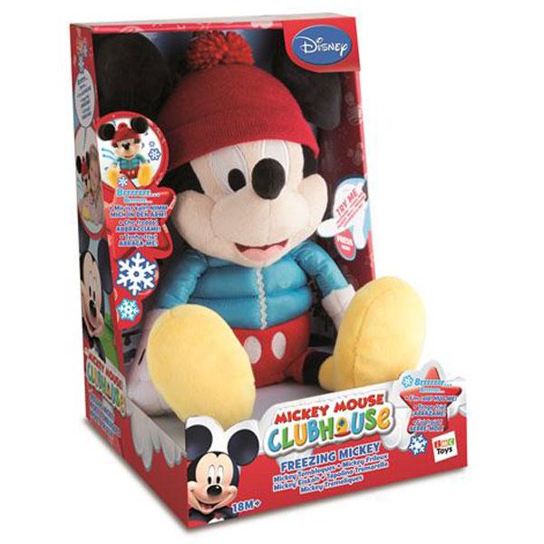 Pliš Freezing Mickey 0126536 - ODDO igračke