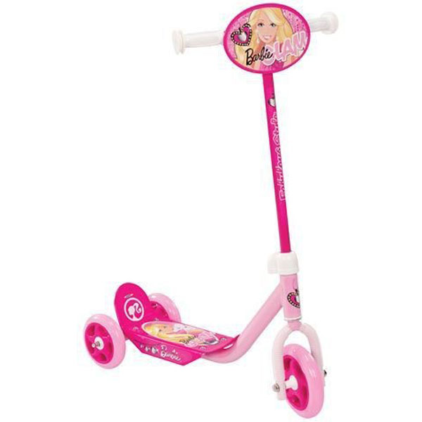 Trotinet Barbie sa tri točka Stamp 0125347 - ODDO igračke