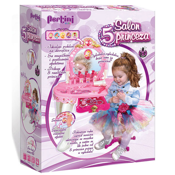 Salon 5 Princeza P-0259 - ODDO igračke