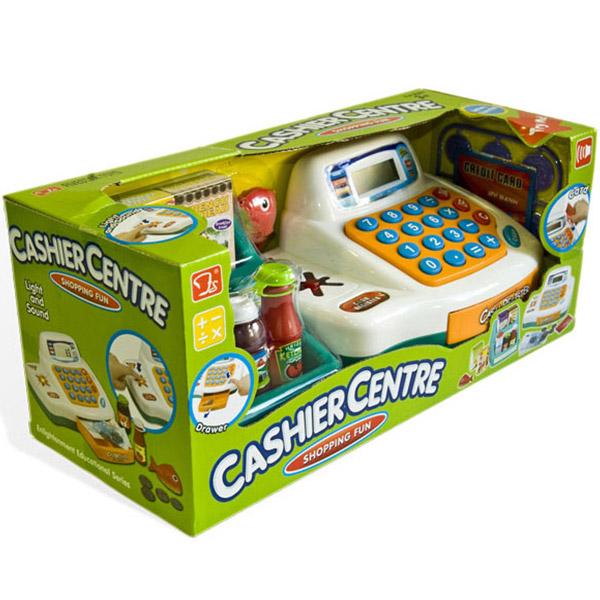 Registar kasa, Super mini market TFJ03921/34539 - ODDO igračke