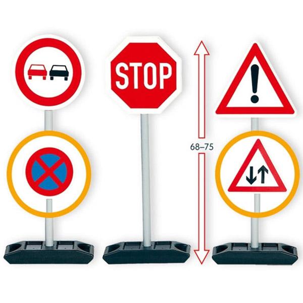 Saobraćajni znaci komplet 6-1, na putu 1195 - ODDO igračke