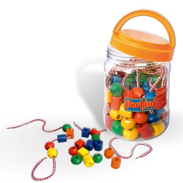 Viga Perlice Nizalice u tegli 58304 3706 - ODDO igračke