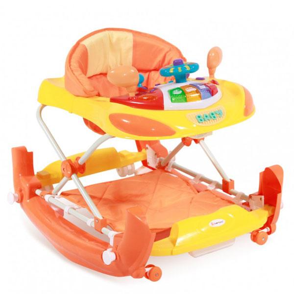 Dubak Klackalica EB W1224CE Orange 10120370001 - ODDO igračke