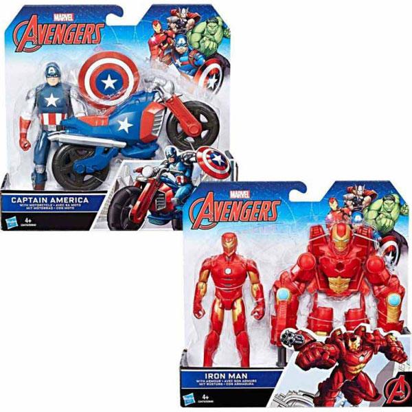 Avengers 15cm Deluxe Figure B9940 - ODDO igračke