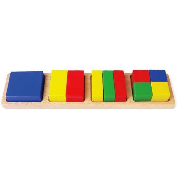 Drvena umetaljka 58647A - ODDO igračke