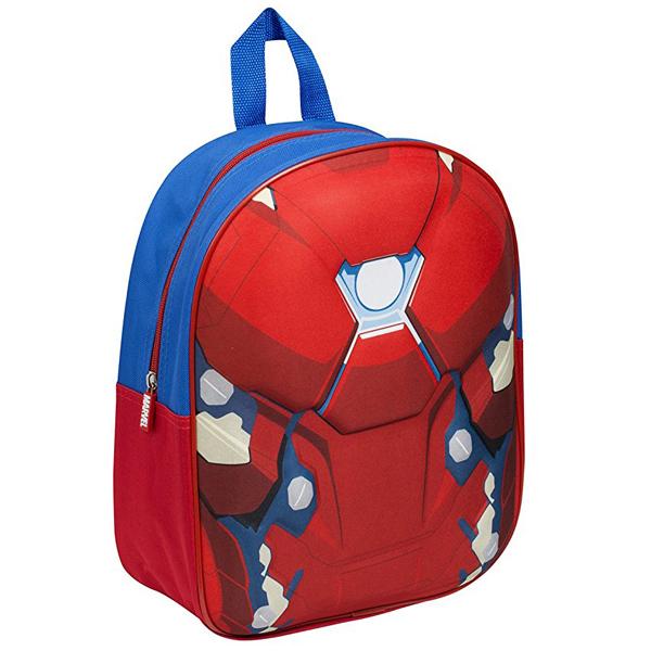 Avengers Iron Man Ranac 3D 32x26x10cm CAP3-8114-1 - ODDO igračke