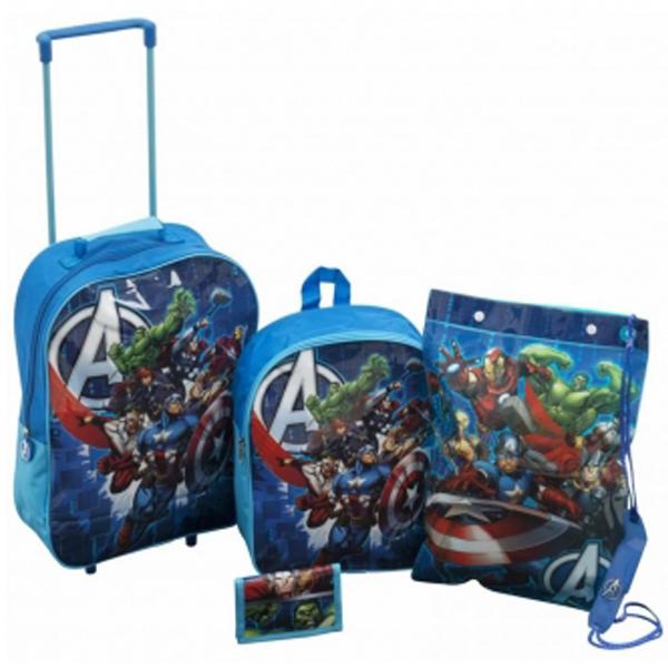 Avengers set 4 torbe AVE-8012-ARG1 - ODDO igračke