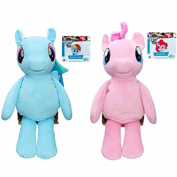 My Little Pony Huggable Plush B9822 - ODDO igračke