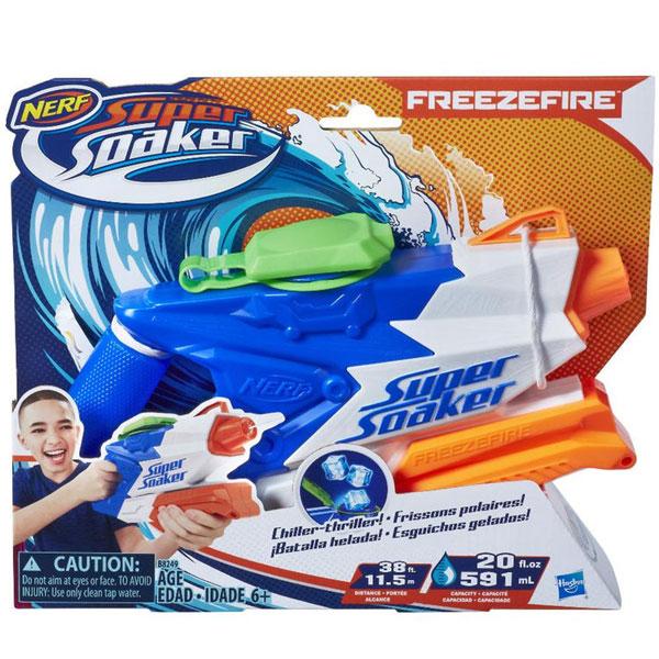 Nerf Super Soaker FreezeFire 2 B8249 - ODDO igračke