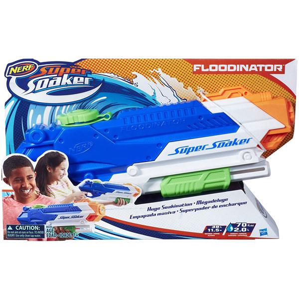 Nerf Super Soaker Floodinator B8248 - ODDO igračke