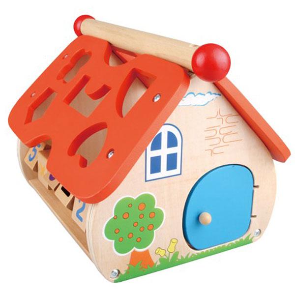 Didaktička kućica Pino 8583 - ODDO igračke