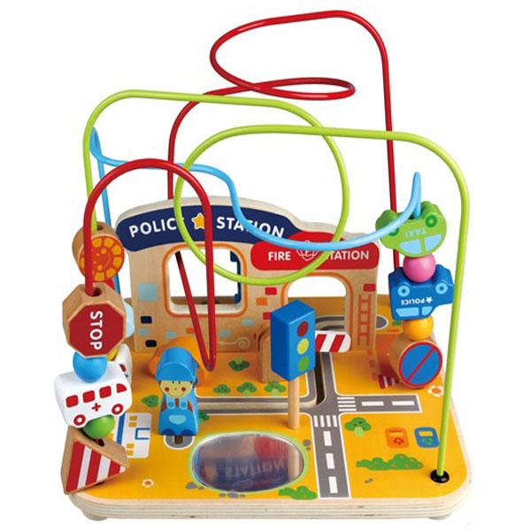 Didaktički Rolerkoster Grad Pino 8606 - ODDO igračke