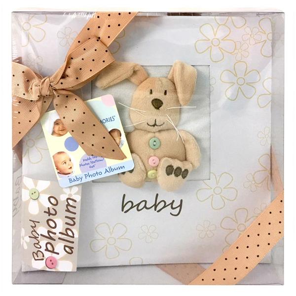 Album Plush Baby 10X15/160 1292Q - ODDO igračke