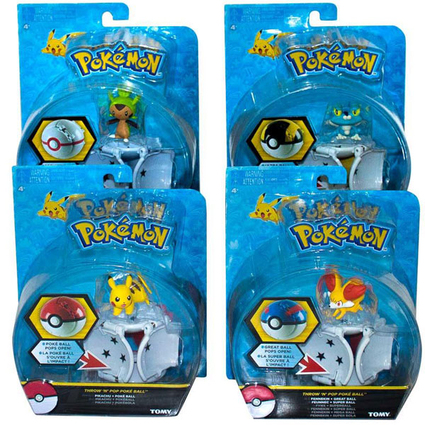 Pokemon blister ass Tomy TM18873D - ODDO igračke