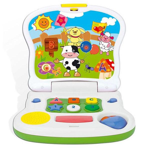 WinFun Dečiji Laptop Kravica 8071-01 - ODDO igračke