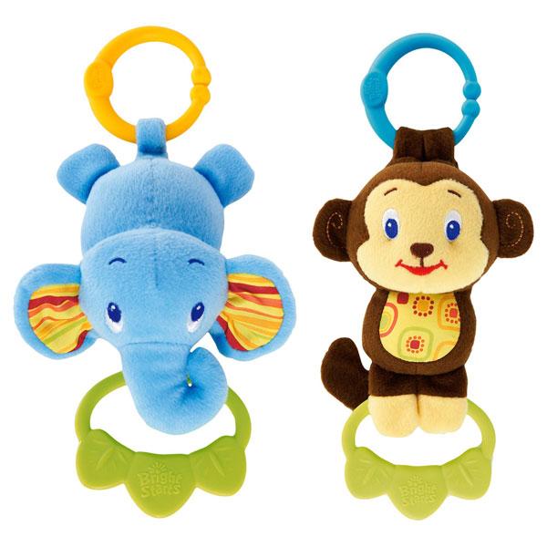 Kids II Igračka Sa Muzikom Slon/Majmun SKU9179 - ODDO igračke