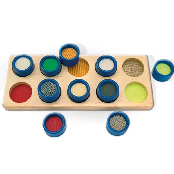 Viga Umetaljka taktilna 58483B 3709 - ODDO igračke