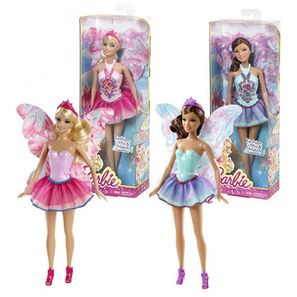 Lutka Barbie Vila 446CBR13 - ODDO igračke