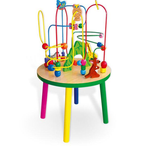 Viga Stočić Rolokoster sa životinjama 58971 5365 - ODDO igračke